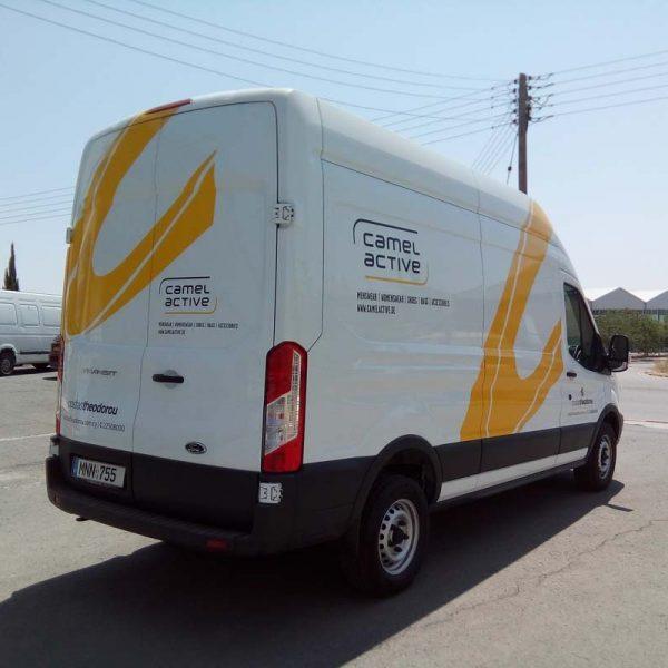 Vehicle brand decor